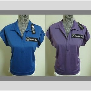 New Womens XS-XL Ogio Polyester db #27K Golf Polo